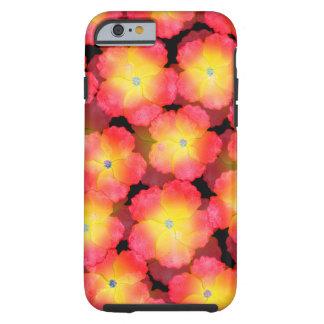 Flower Burst iPhone6 case by Valxart Tough iPhone 6 Case