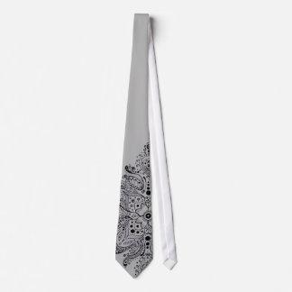 Flower Burst Tie