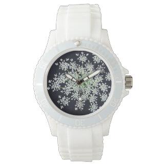 Flower Burst Wrist Watches