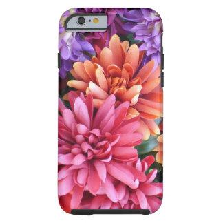 Flower Bursts Tough iPhone 6 Case