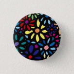 """Flower Button<br><div class=""""desc"""">It is lovely the can badge of the peduncle.</div>"""