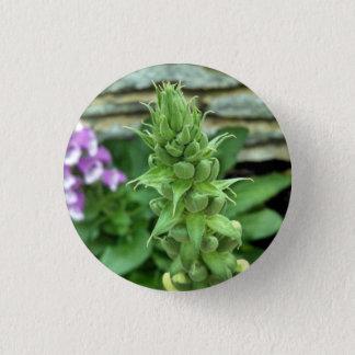 Flower Button 009