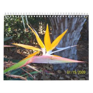 Flower Calander 2011 Calendar