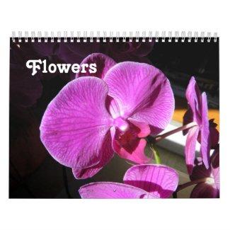 Flower Calendar calendar