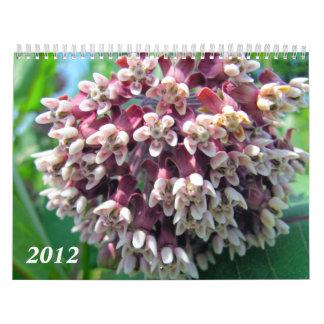 Flower Calendar 2012