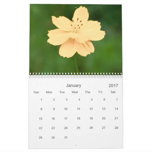 Flower Calendar v.4