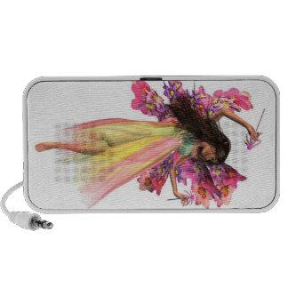 Flower Carnival Fairy Speaker