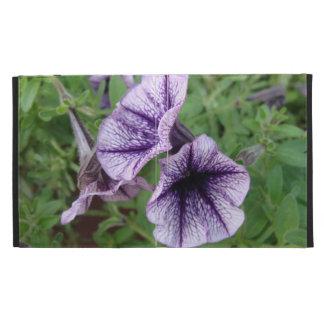 Flower iPad Folio Cases