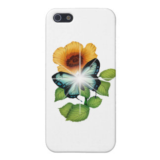 flower case for iPhone 5/5S