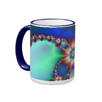 Flower Chain mug