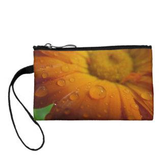 flower change purse