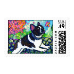 Flower Chaser Stamp