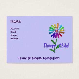 Flower Child Business Card