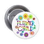FLOWER CHILD BUTTON