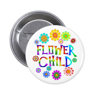 FLOWER CHILD BUTTON