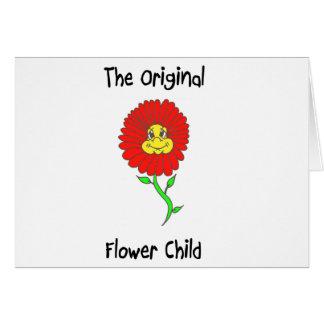 Flower Child Card