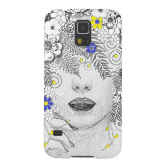 Flower Child Case For Galaxy S5