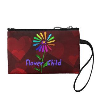 Flower Child Coin Wallet