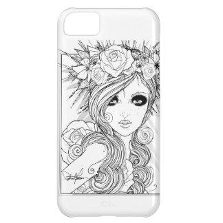Flower Child iPhone 5 case