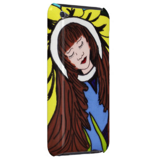 FLOWER CHILD iPod TOUCH COVER