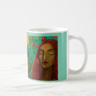 Flower Child Mug Basic White Mug