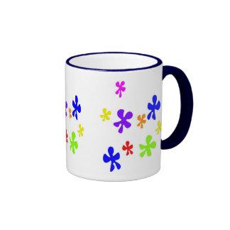 Flower Child Ringer Coffee Mug