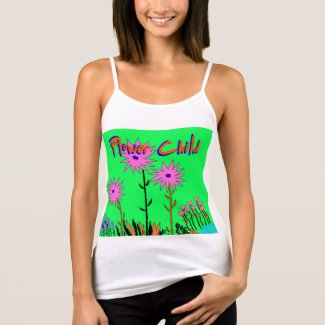 Flower Child Tank Top