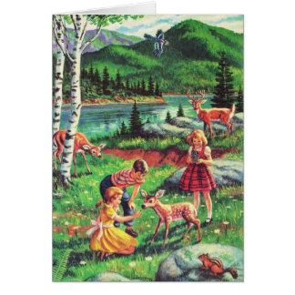 Flower Children Card