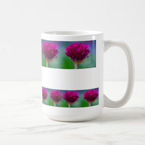 Flower Classic White Coffee Mug