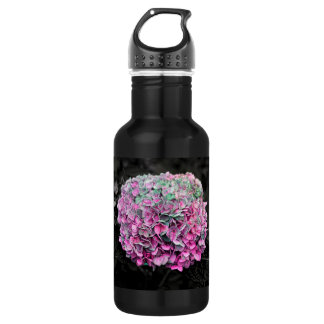 Flower Close Up Photo Water Bottle