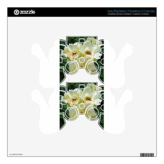 Flower Cluster PS3 Controller Decal