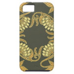 Flower Cluster Swirl iPhone 5 Cover