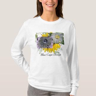 Flower Collage T-Shirt