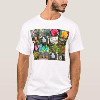 Flower CollageT-Shirt T-Shirt