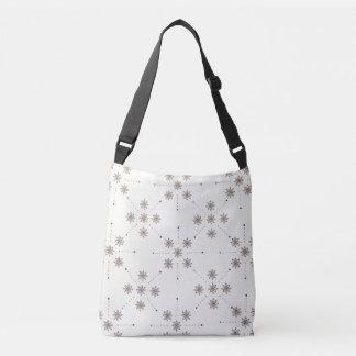 Flower Constellation Crossbody Bag