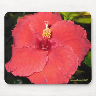 Flower cool mousepad design