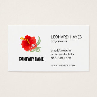 Flower | Corporate Business Card