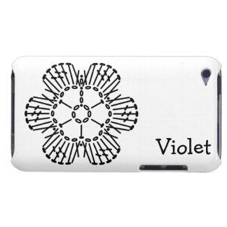 Flower Crochet Chart Pattern Case-Mate iPod Touch Case