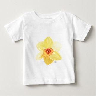flower Daffodil Żonkila Baby T-Shirt