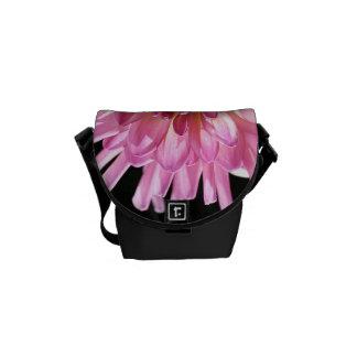 Flower Dahlia - Mini Messenger Bag Outside Print