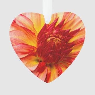 Flower - Dahlia - Natures breath taker Ornament