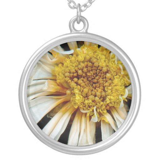 Flower - Daisy - Drunken sun Necklace