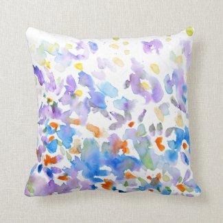 ''Flower dance'' Pillows