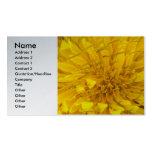 Flower - Dandelion Business Card