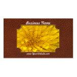 Flower - Dandelion Business Card Template
