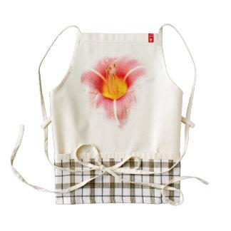 Flower Day Lily Zazzle HEART Apron