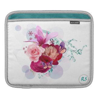 Flower Decor 12 iPad Sleeve