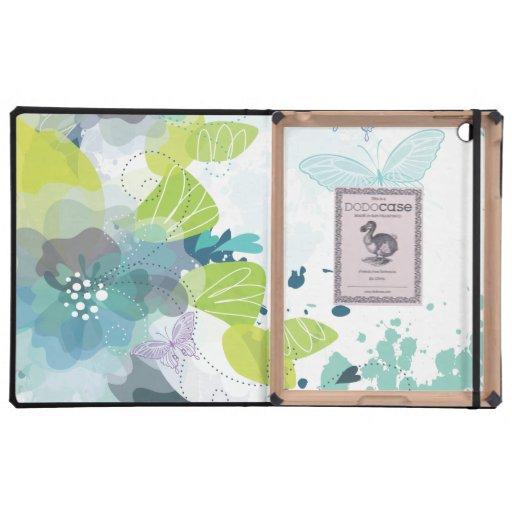 Flower Decor 18 Dodo Ipad Folio Cases Options Zazzle