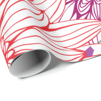 Flower Decor 26 Wrapping Paper Options