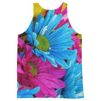 Flower Decor 42 All-Over-Print Tank Top